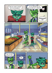 Neo Chapter 1 Page 4 by NeroStreet