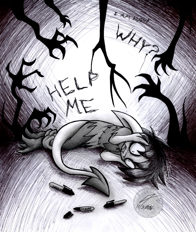 Gotham Depression By Nerostreet On Deviantart