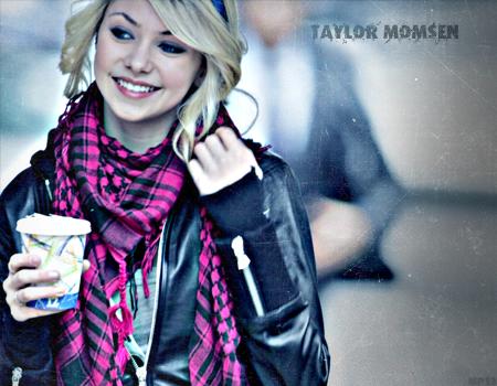 Taylor Momsen Blend by MartyPunk13