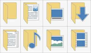 Windows 10 Folders