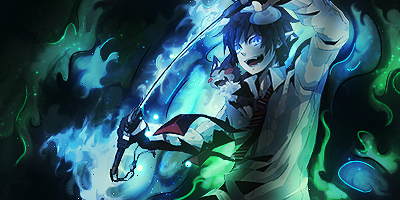 Rin Okumura Smudge Tag (Ao No Exorcist) by NigglezNGigglez