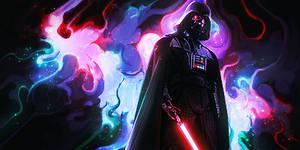 Darth Vader Smudge Tag (Star Wars)