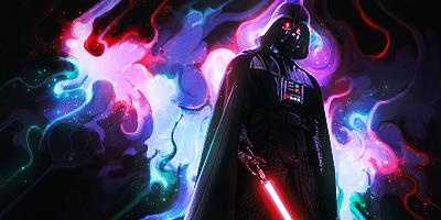 Darth Vader Smudge Tag (Star Wars) by NigglezNGigglez