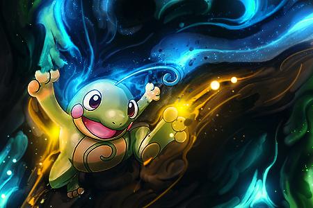 Politoed Smudge Tag (Pokemon) by NigglezNGigglez