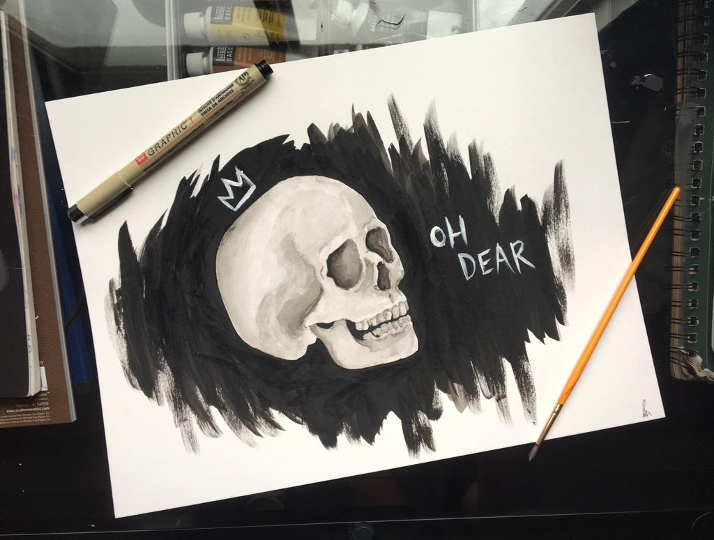 Oh Dear... by FolieASkye