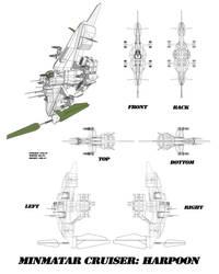 Minmatar cruise Harpoon by lokzed
