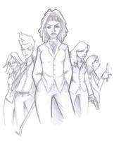 Sidekick Girl Mafia spoiler by Superfluous-Lore