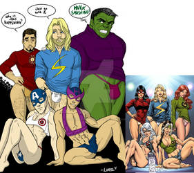 Hawkeye Initiative