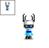 Tiny pixel Saze ::COMM:: by sketchris