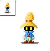 Tiny pixel Vivi ::FF9:: by sketchris