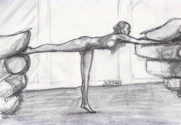 vol. 84: yoga by pencillence