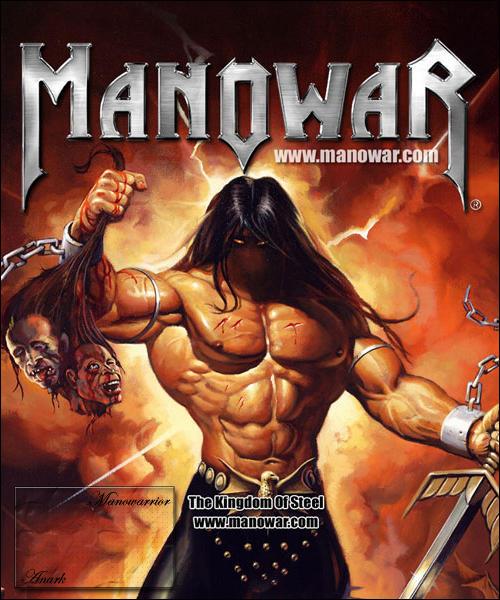 Manowarrior Anark by Anarkx
