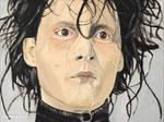Johnny Depp - Edward