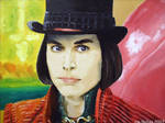 Johnny Depp - Willy Wonka