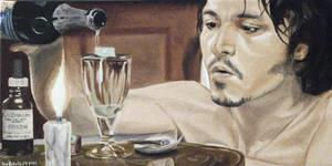 Johnny Depp  - Abberline