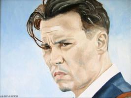 Johnny Depp - The Public Enemy
