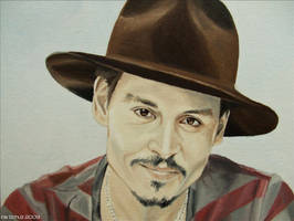 Johnny Depp 2007 by shaman-art