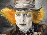 Johnny Depp - The Mad Hatter
