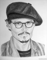 Johnny Depp - London 2005 by shaman-art