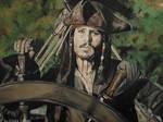 Johnny Depp - The Captain