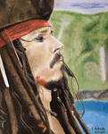 Johnny Depp - Sparrow's Profile