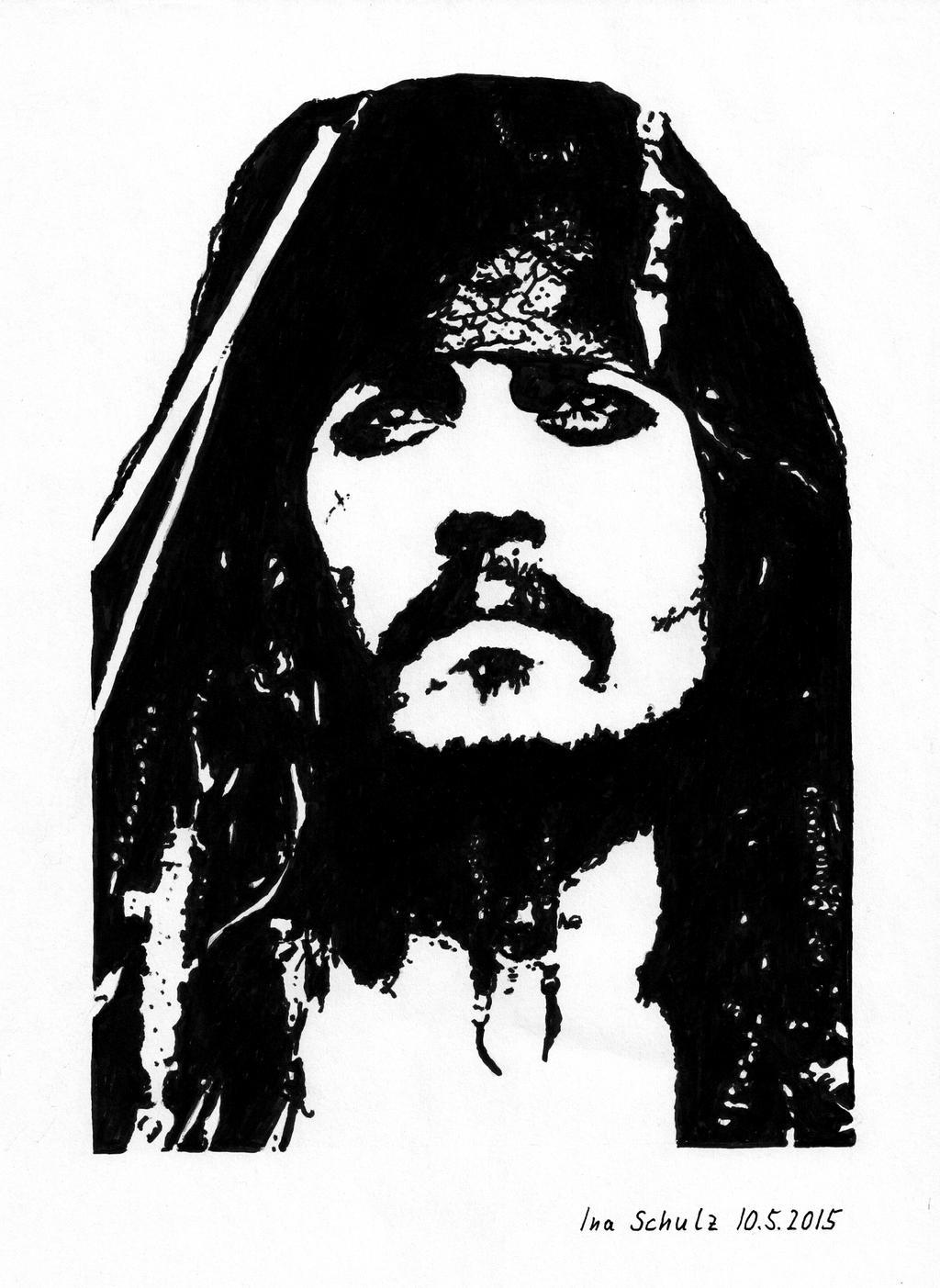 Johnny Depp - Posterized Jack by shaman-art on DeviantArt