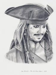 Johnny Depp - Jack - POTC 5