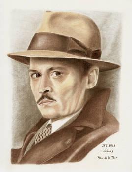 Johnny Depp - Edward Ratchett