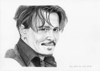 Johnny Depp - LA - May18, 2017