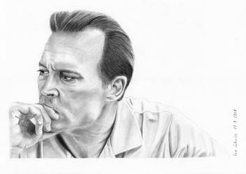 Johnny Depp - City of Lies - Russell Poole