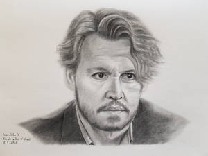 Johnny Depp - The Professor - Richard