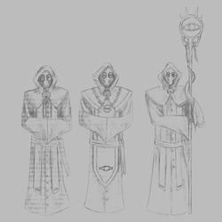 Scetch - Cultists
