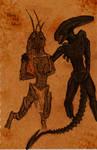 Prawn and Alien