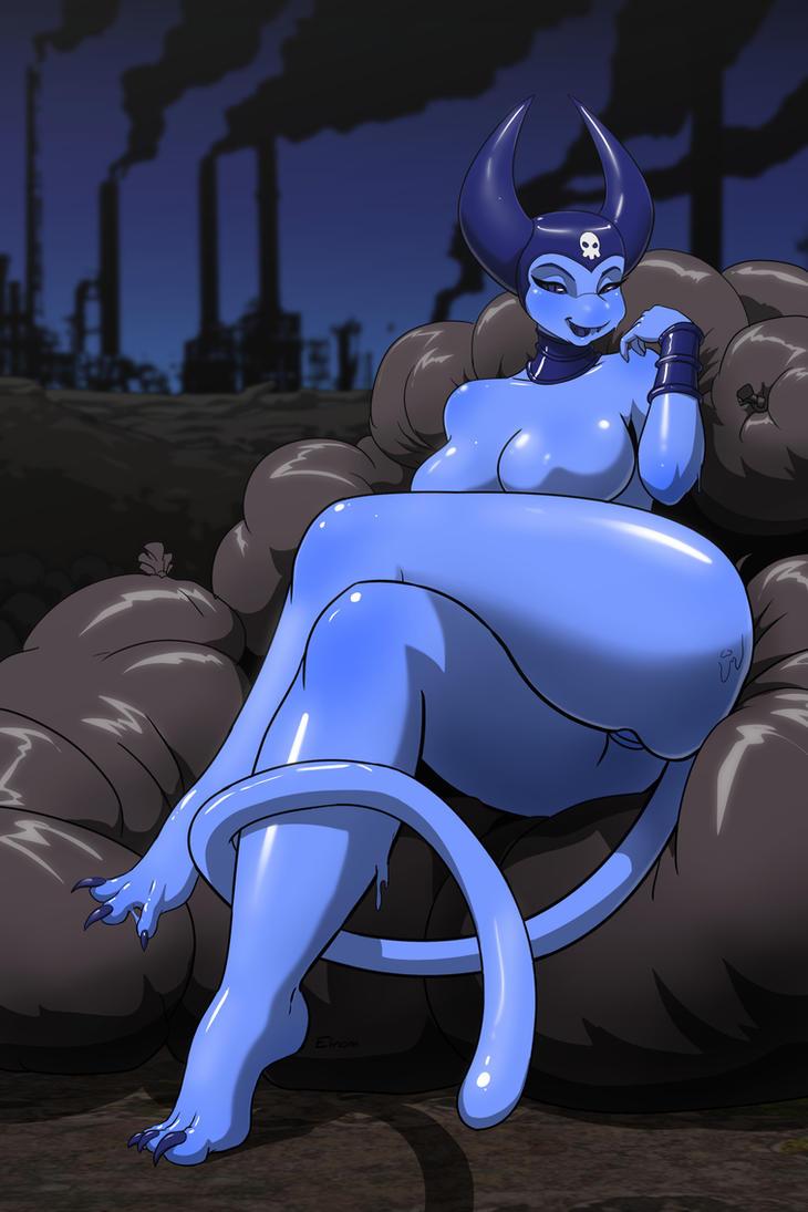 Commission Miss Sludge by Einom