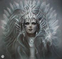 The Ice Queen by dannykojima