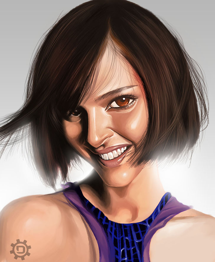 Natalie Portman by dannykojima
