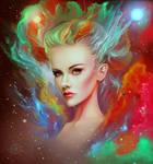 Goddess of Nebula