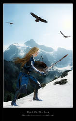 Blood on the snow-Glorfindel by Aranict