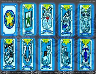 Bob Raigen Cards pack 3 by Bob-Raigen