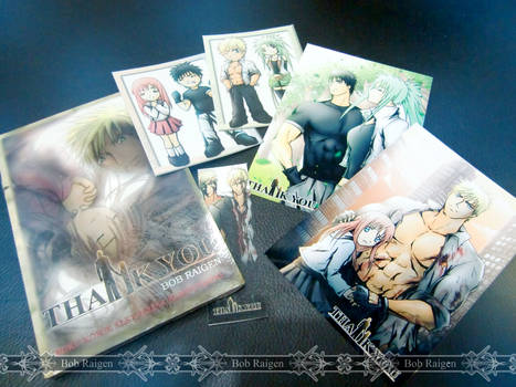 THANK YOU -special package-