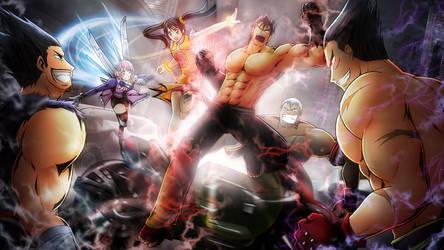 TEKKEN  Rumble Flash