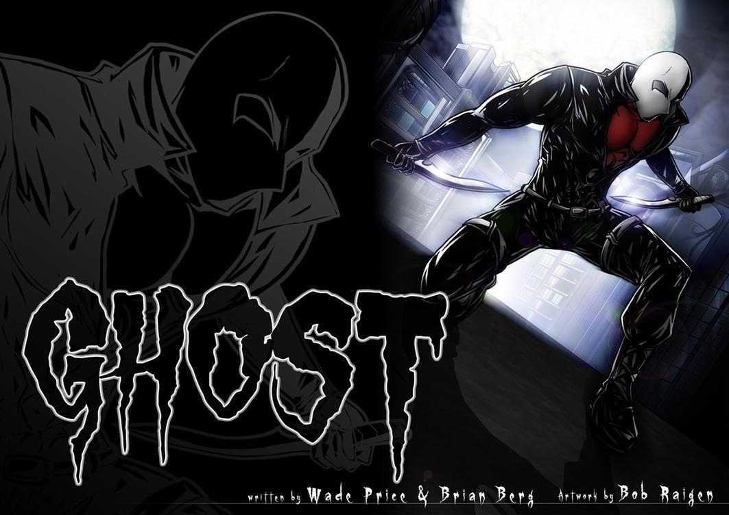 GHOST - Exclusive Print by Bob-Raigen