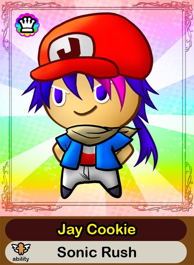 Jay Cookie by Bob-Raigen