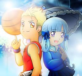 SUNNY  and RAINIE