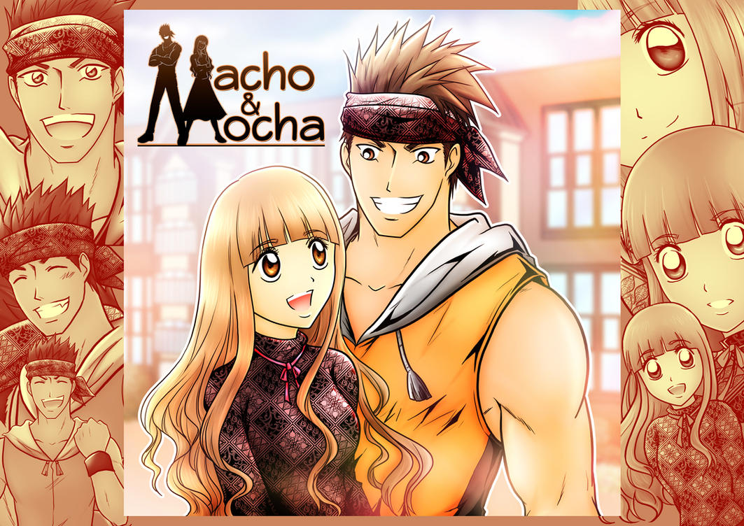 MACHO and MOCHA by Bob-Raigen