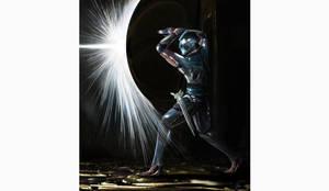 Tigre Eye Warrior by Bonjoer