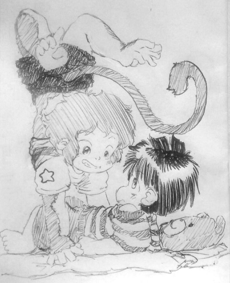 Noah's best friend by Retsumon