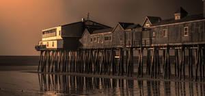 The Copper Pier