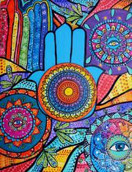 Inner Eye by bohemiancolour