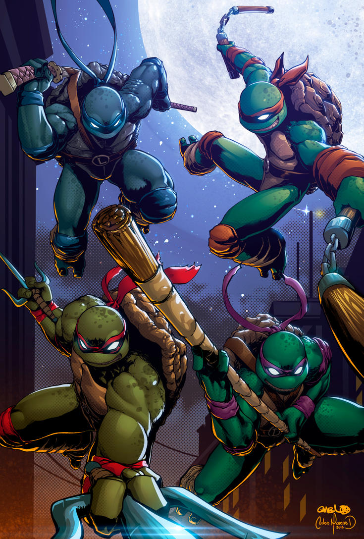Raphael by SpaciousInterior on DeviantArt | Ninja turtles